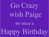 Happy Birthday Quotes for Fb My Niece Birthday Quotes for Fb Quotesgram