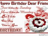Happy Birthday Quotes for Friend In English Best Birthday Wishes for Friend Friends with Cards