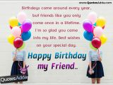 Happy Birthday Quotes for Friend In English Best Friend Birthday Quotes and Wishes Gifts Greetings