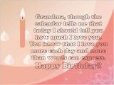 Happy Birthday Quotes for Grandmother Sweet 25 Happy Birthday Grandma Wishes and Quotes