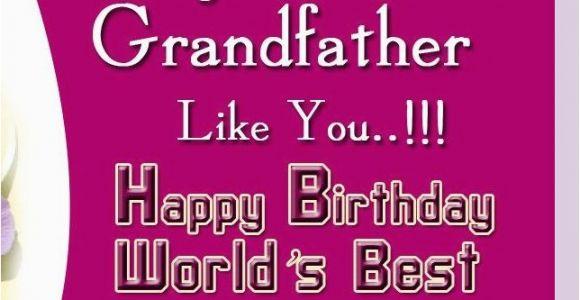 Happy Birthday Quotes for Grandpa Happy Birthday Grandpa Quotes Quotesgram