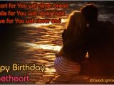 Happy Birthday Quotes for Him Romantic Love Birthday Quotes for Husband