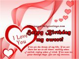 Happy Birthday Quotes for Him Romantic Romantic Birthday Wishes 365greetings Com