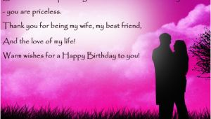 Happy Birthday Quotes for Husband From Wife Happy Birthday Quotes for Wife Quotesgram