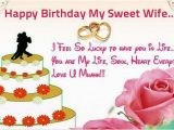 Happy Birthday Quotes for Husband In English the 55 Romantic Birthday Wishes for Wife Wishesgreeting