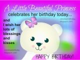Happy Birthday Quotes for Little Girl Christian Birthday Free Cards April 2014