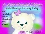 Happy Birthday Quotes for Little Girls 145 Images Cute Birthday Wishes for Baby Girl Birthday