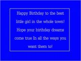 Happy Birthday Quotes for Little Girls Little Girl Happy Birthday Quotes Quotesgram