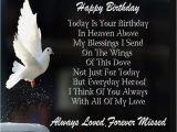 Happy Birthday Quotes for Mom In Heaven Happy Birthday Mom In Heaven Quotes Heaven Quotes