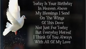 Happy Birthday Quotes for Mom In Heaven Happy Birthday Mom In Heaven Quotes Heaven Quotes