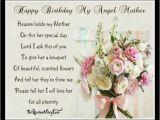Happy Birthday Quotes for Mom In Heaven Happy Birthday Mom Quotes