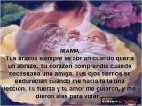 Happy Birthday Quotes for Mom In Spanish Mom Poem Spanish Quotes Dichos En Espanol Pinterest