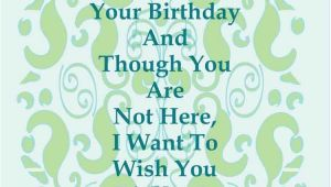 Happy Birthday Quotes for Mom that Has Passed Away Happy Birthday Quotes for Mom that Has Passed Away Image