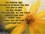 Happy Birthday Quotes for My 2 Year Old son 2nd Birthday Wishes
