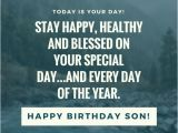 Happy Birthday Quotes for My 2 Year Old son 35 Unique and Amazing Ways to Say Quot Happy Birthday son Quot