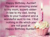 Happy Birthday Quotes for My Aunt Happy Birthday Auntie Wishes Quotes 2happybirthday