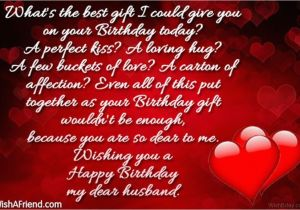 Happy Birthday Quotes for My Man 53 Birthday Wishes for Husband