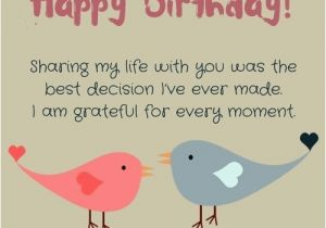 Happy Birthday Quotes for My Man Happy Birthday Husband Wishes Messages Quotes and Cards