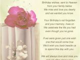 Happy Birthday Quotes for My Mom In Heaven Birthday Quotes for Husband In Heaven Image Quotes at