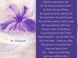 Happy Birthday Quotes for My Mom In Heaven Moms Birthday In Heaven In Loving Memory Happy