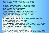 Happy Birthday Quotes for My son From Mom Happy Birthday son Quotes Quotesgram