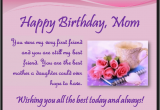 Happy Birthday Quotes for My son From Mom Heart touching 107 Happy Birthday Mom Quotes From Daughter
