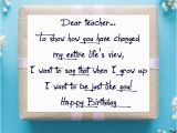 Happy Birthday Quotes for My Teacher Birthday Wishes for Teachers Quotes and Messages