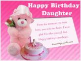 Happy Birthday Quotes for Parents Birthday Wishes for Daughter Wordings and Messages