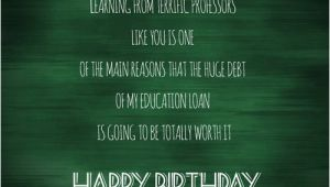 Happy Birthday Quotes for Professor 30 Birthday Wishes for Professor Wishesgreeting