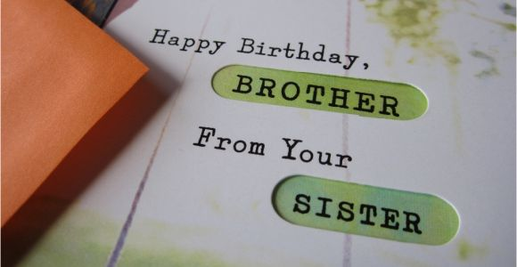 Happy Birthday Quotes for Sister From Brother Birthday Quotes for Brother From Sister Quotesgram
