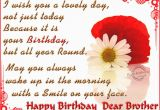 Happy Birthday Quotes for Sister From Brother Happy Birthday Brother Funny Quotes Quotesgram
