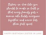Happy Birthday Quotes for Sister N Law Happy Birthday Sister In Law 30 Unique and Special
