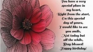 Happy Birthday Quotes for someone Very Special 30 someone Special Birthday Greetings Wishes Sayings