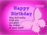 Happy Birthday Quotes for Teenage Girl Nice and Happy Birthday God Bless You Free Christian Cards