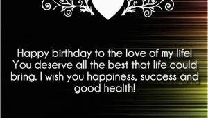 Happy Birthday Quotes for the One You Love I Love You Happy Birthday Quotes and Wishes Hug2love
