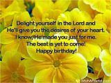 Happy Birthday Quotes for Yourself Religious Birthday Quotes