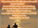 Happy Birthday Quotes From Father to son Happy Birthday Daddy From son Quotes Quotesgram