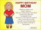 Happy Birthday Quotes From Mom to son Happy Birthday Mom Quotes Quotes and Sayings