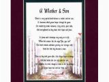 Happy Birthday Quotes From Mother to son son to Mother Poems I Am A Mom Pinterest Mothers I