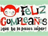 Happy Birthday Quotes Spanish Friend Quotes for Mom On Her Birthday In Spanish Image Quotes at