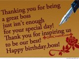 Happy Birthday Quotes to A Boss Birthday Wishes for Boss Pictures and Graphics