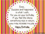 Happy Birthday Quotes to A Boss Birthday Wishes for Boss Quotes Quotesgram