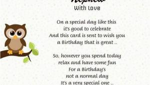 Happy Birthday Quotes to A Nephew 50 Wonderful Birthday Wishes for Nephew Beautiful
