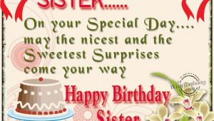 Happy Birthday Quotes to A Sister Happy Birthday Sister Quotes for Facebook Quotesgram