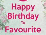 Happy Birthday Quotes to A Teacher Happy Birthday to Favourite Teacher Poster Swatisonii05