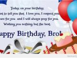 Happy Birthday Quotes to Brother From Sister Happy Birthday Brother Quotes