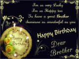 Happy Birthday Quotes to Brother From Sister Hd Birthday Wallpaper Happy Birthday Brother