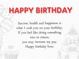 Happy Birthday Quotes to Manager 135 Birthday Wishes for Boss Best Quotes Messages Greeting