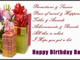 Happy Birthday Quotes to Manager 45 Fabulous Happy Birthday Wishes for Boss Image Meme