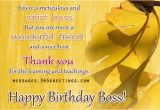 Happy Birthday Quotes to My Boss Birthday Wishes for Boss 365greetings Com